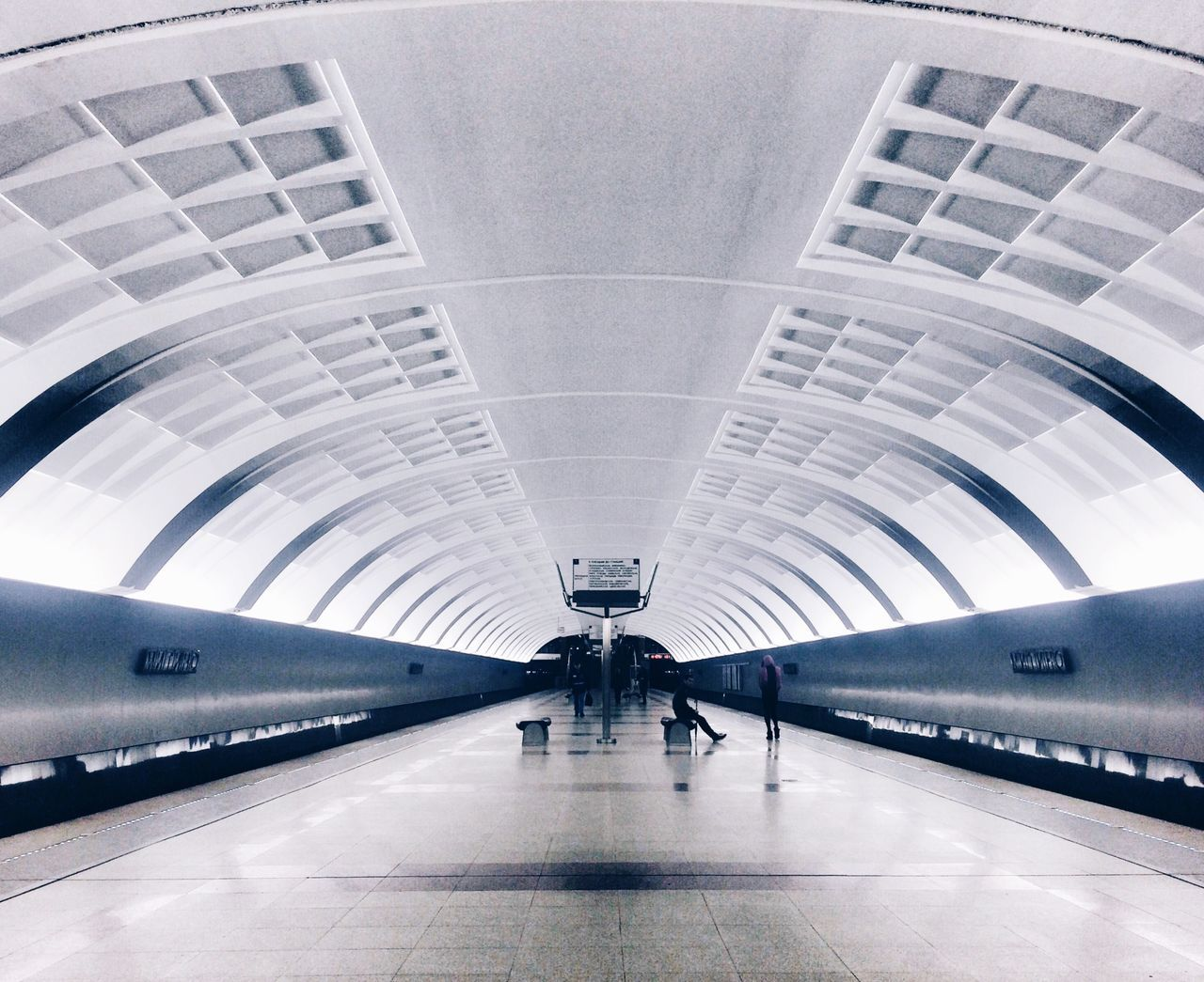 Moscow Metro Stations Studies Of Whiteness Beauty In Ordinary Things Architecture Urban Geometry Perspective Symmetry The Architect - 2015 EyeEm Awards Amazing Architecture My Best Photo 2015