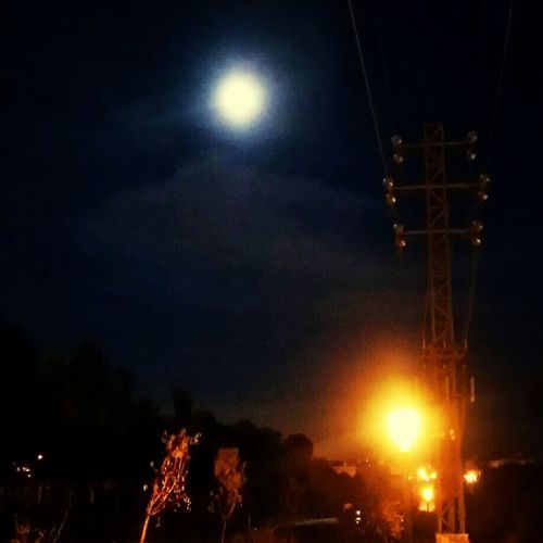 Luna epica :) Night Moon Light