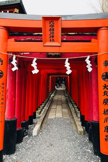 IPhoneography Red Outdoors Day Built Structure Architecture Travel Destinations No People