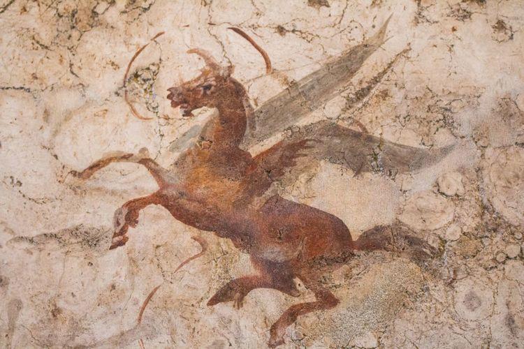 Ancient Dinosaur No People Outdoors Close-up Day Pegasus