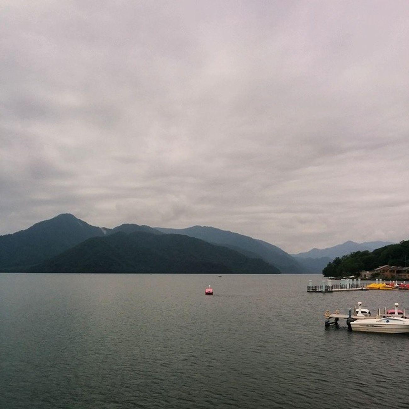 中禅寺湖なぅ