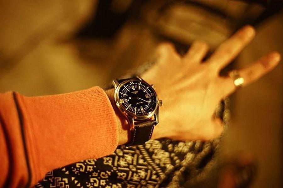 A7s Nokton Longines Legenddiver Watch 론진 레전드다이버