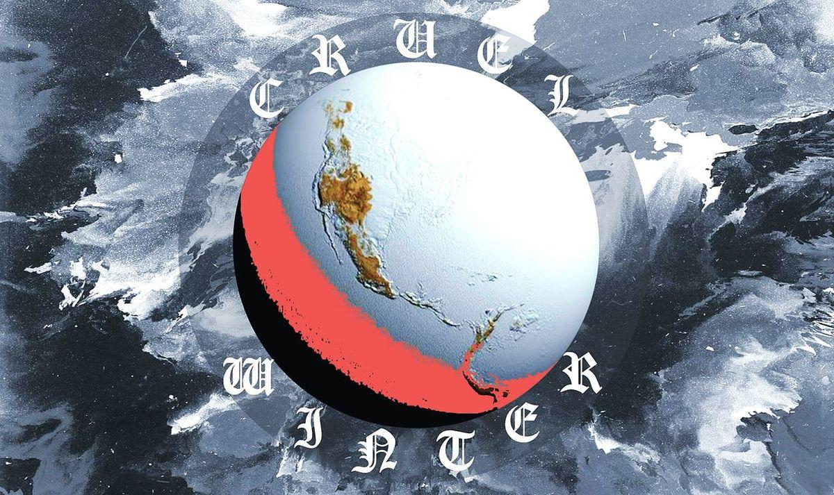 Cruel Winter KANYE WEST Album Art Album Artwork G.O.O.D MUSIC