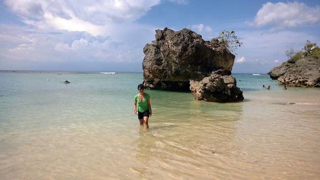 missing the Beach already. Hello World That's Me Being A Beach Bum