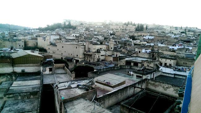 Morroco Fez Urbanphotography City City Life Rooftop medina Medina Gritty Landscape