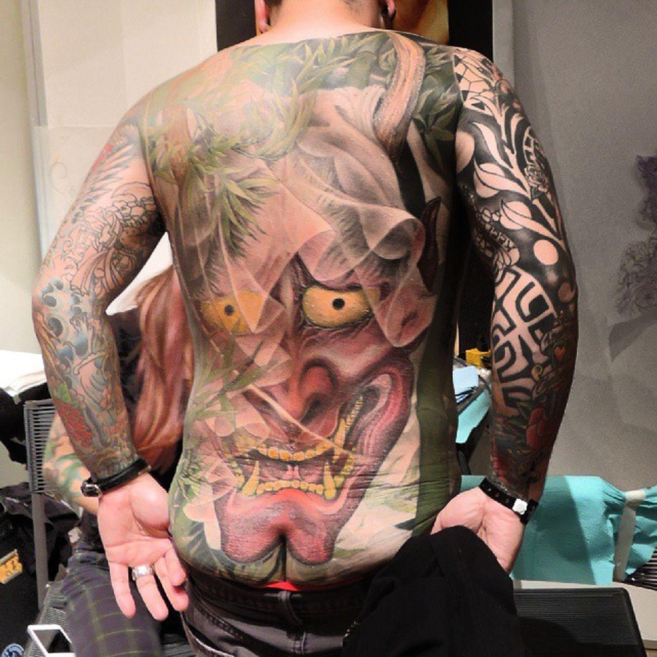 king of tattoo 2013-10-12  刺青 Tattoo Kingoftattoo2013 Kot2013