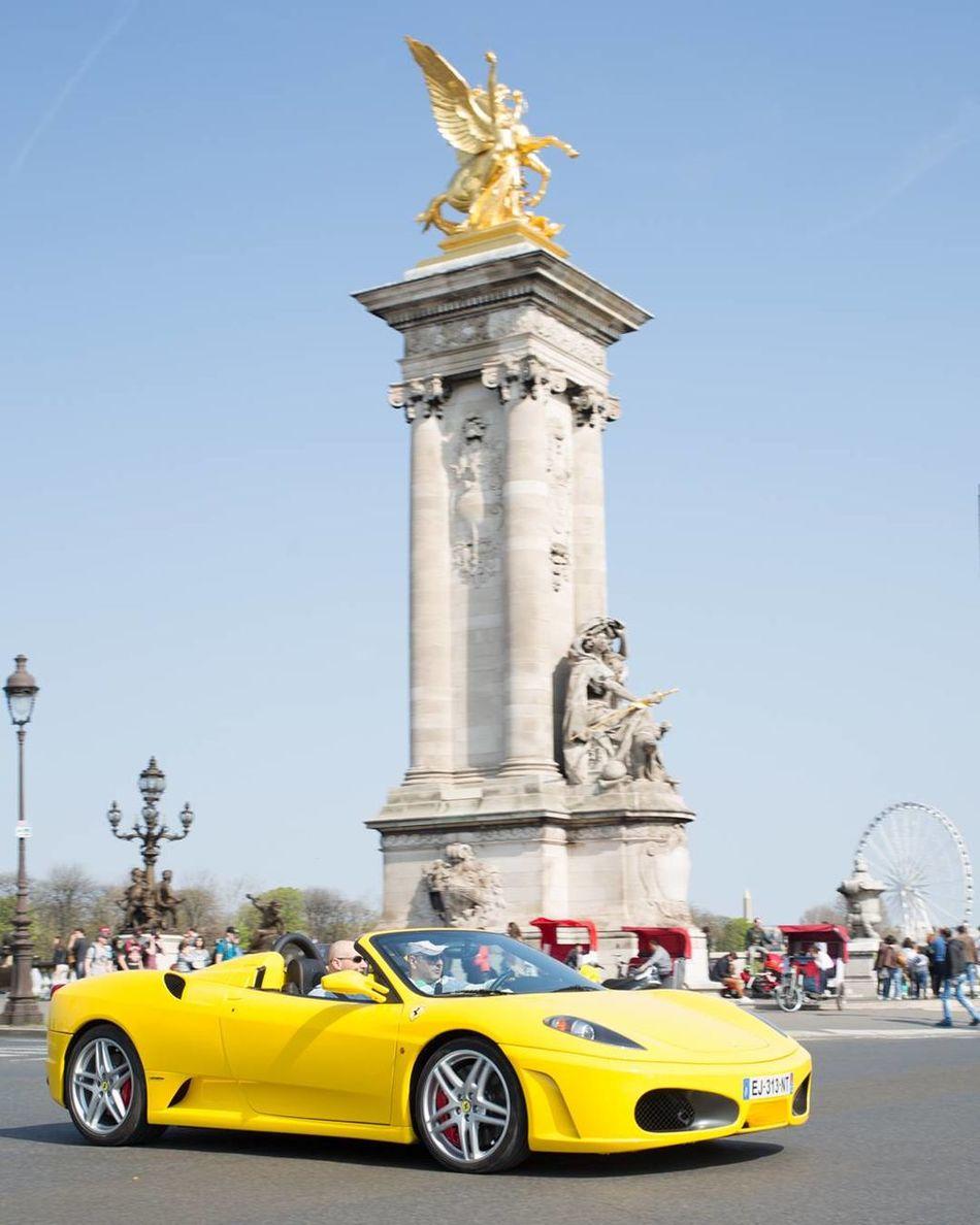Ferrarif430 Pontalexandreiii Paris