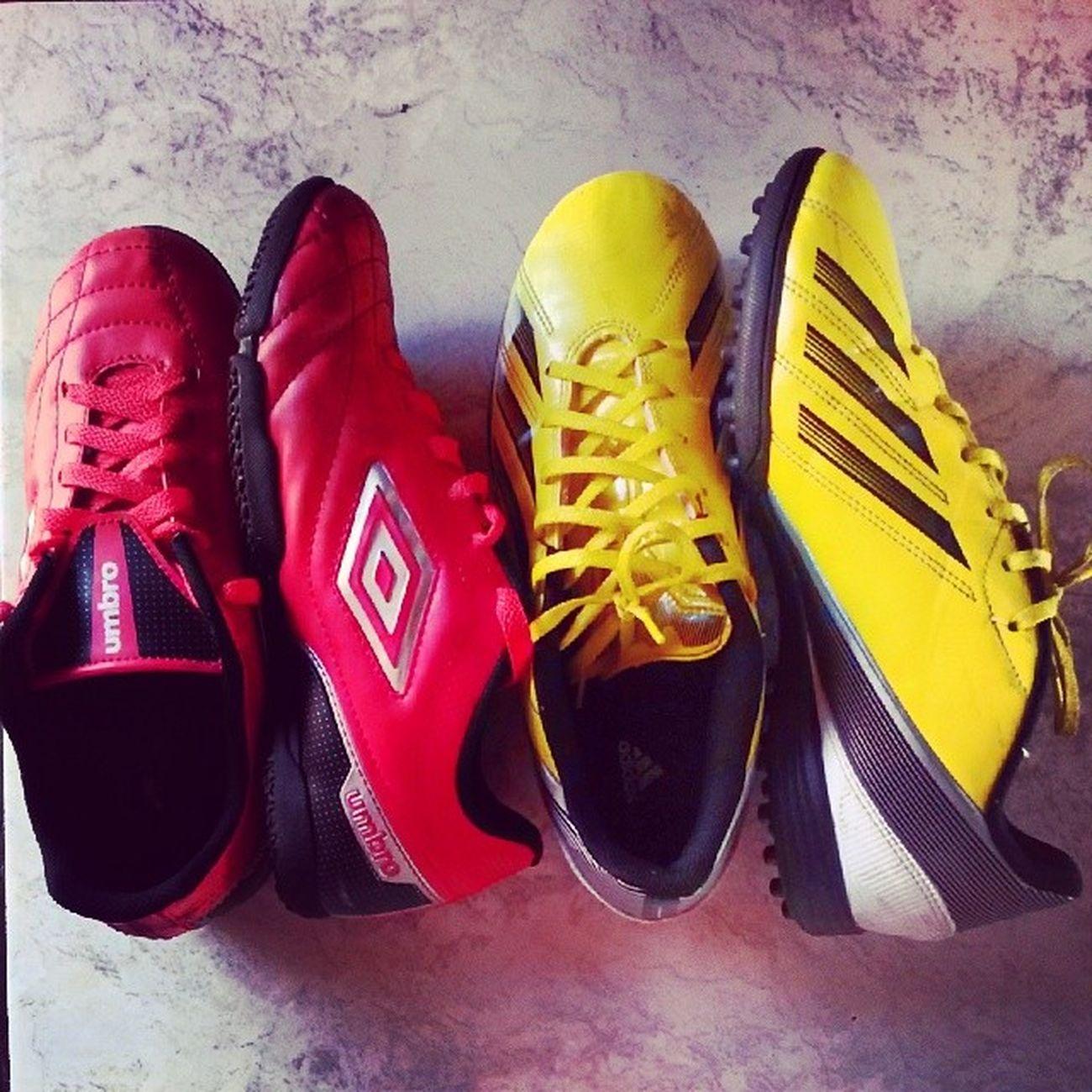 Umbro Vs Adidas