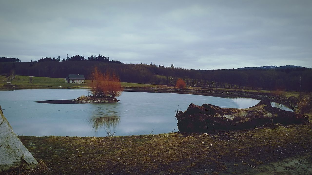 Countryside Winter Eyem Nature Lovers  Nature