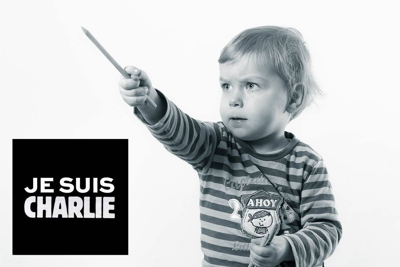 Jesuischarlie Kid Liberty France