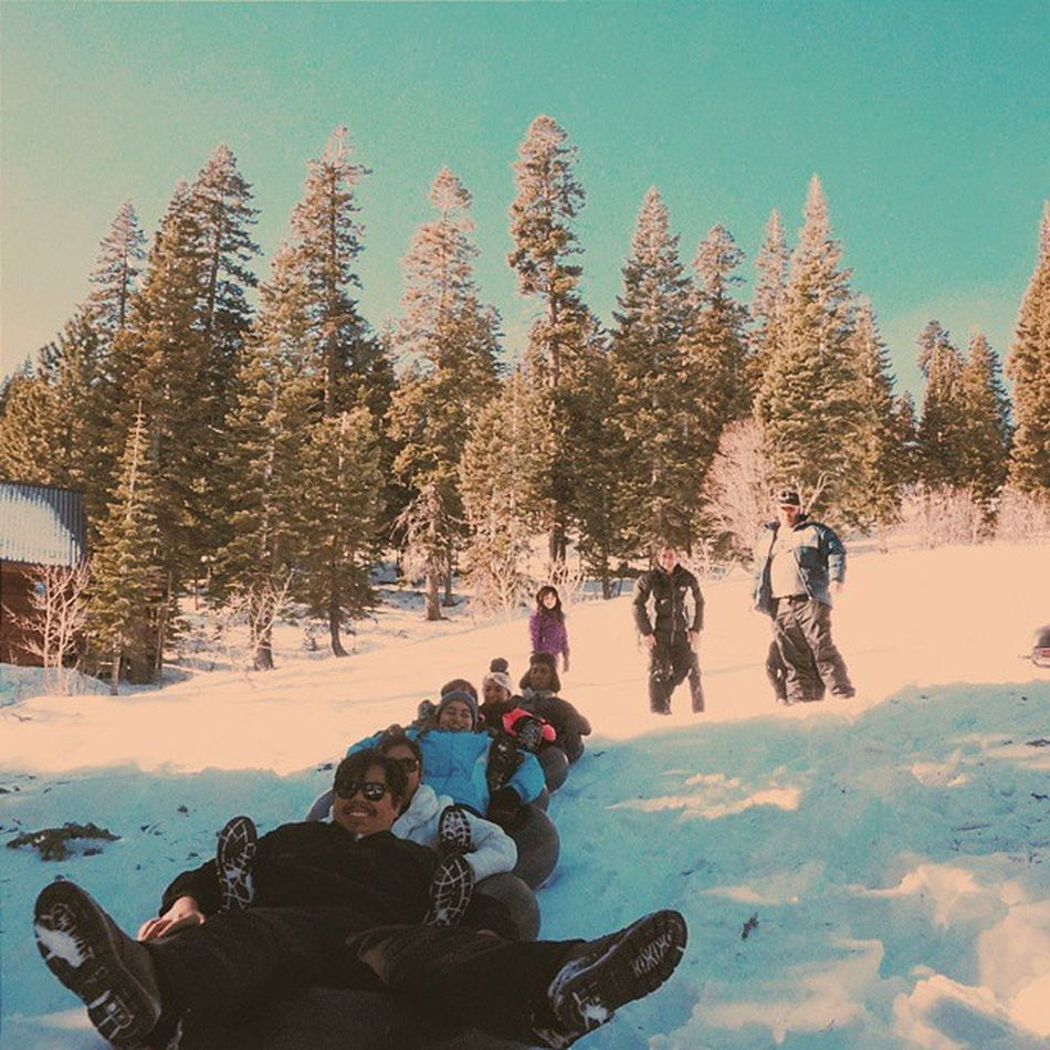 Leaving all fears behind Sledding Bearvalley Friends Family SonyA5000 Vscocam Train Slide Outdoors Travel Traveling Snowtrail Nature Fear Fearless Joy Happy Adventure Adventures Peoplewhodofunstuff