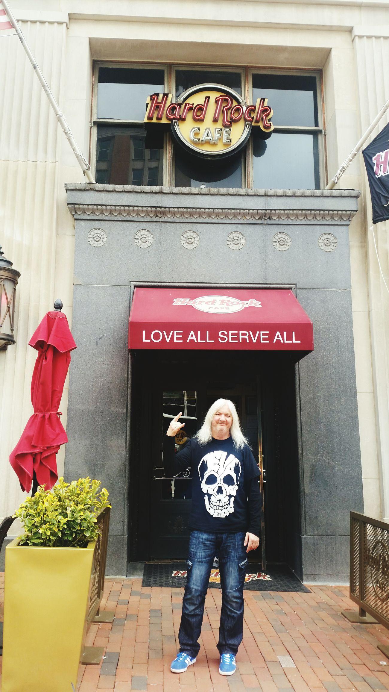Holidays Washington DC Hard Rock Cafe