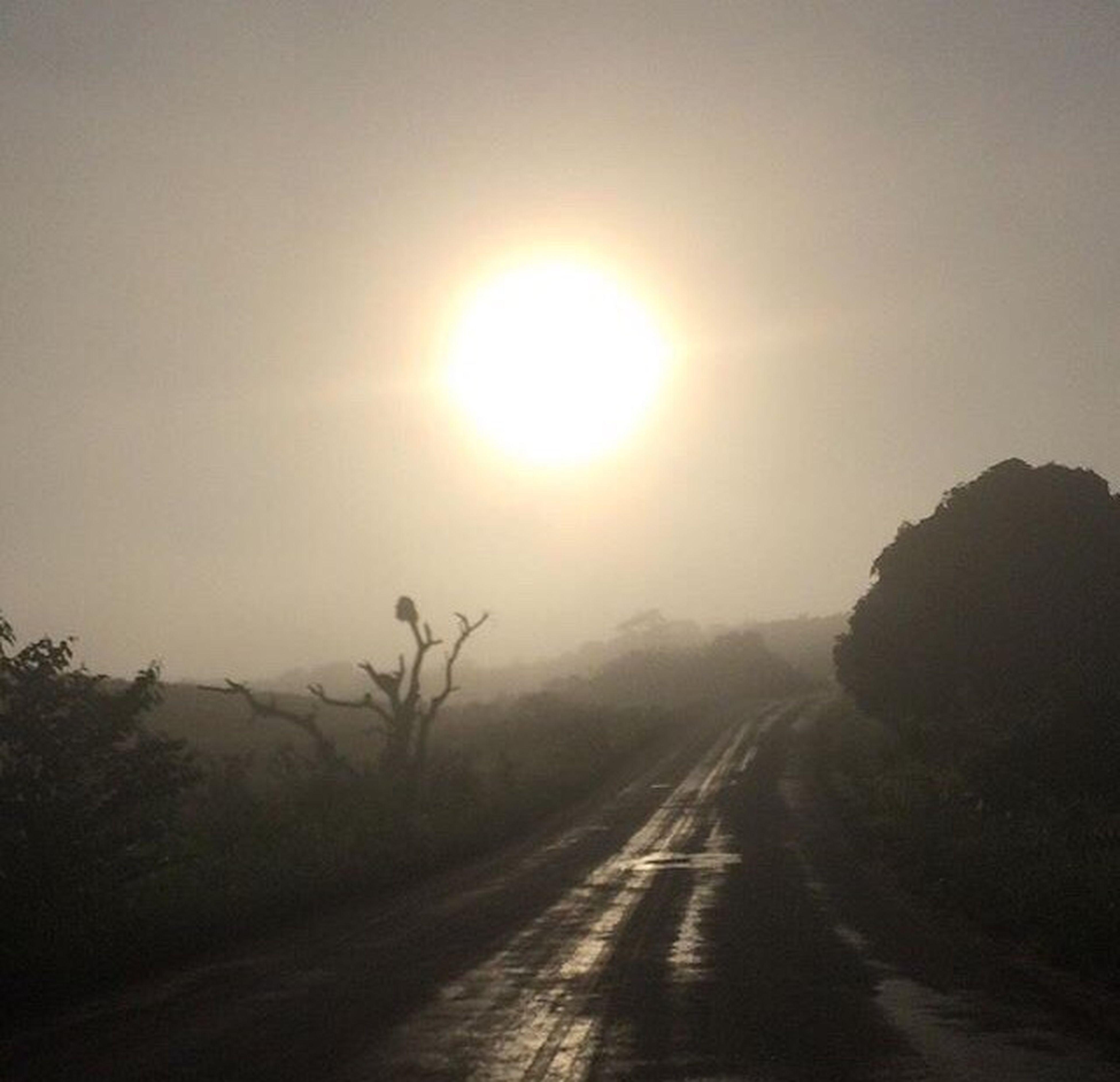 O amanhecer que nos fortalece. Tranquility First Eyeem Photo