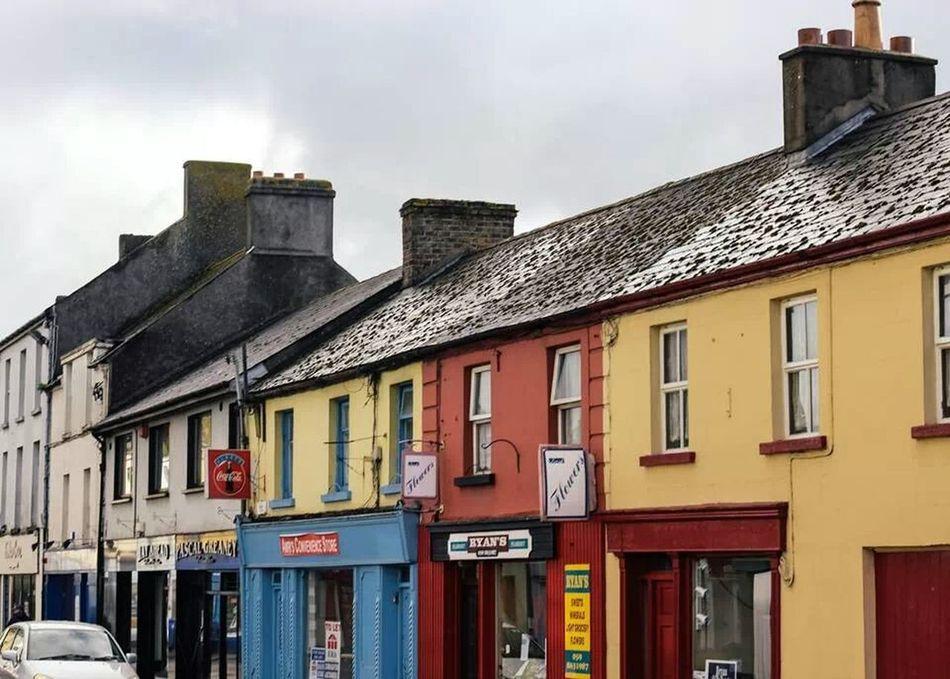 Athy Ireland Travel Travel Photography