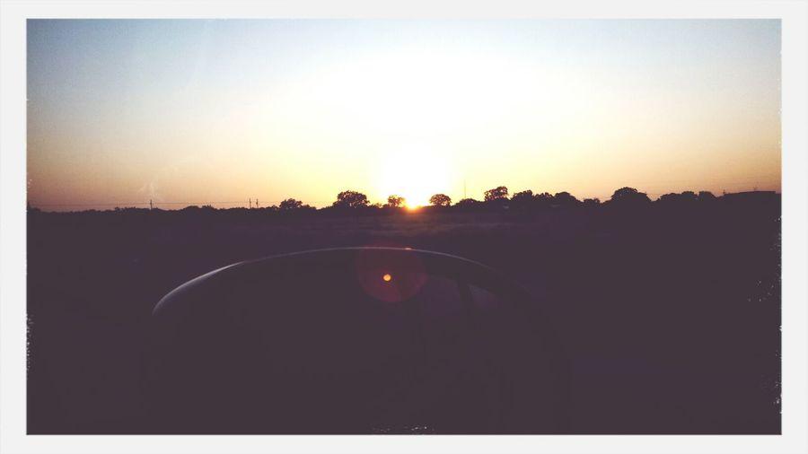 sunsets are always beautiful <333 Random