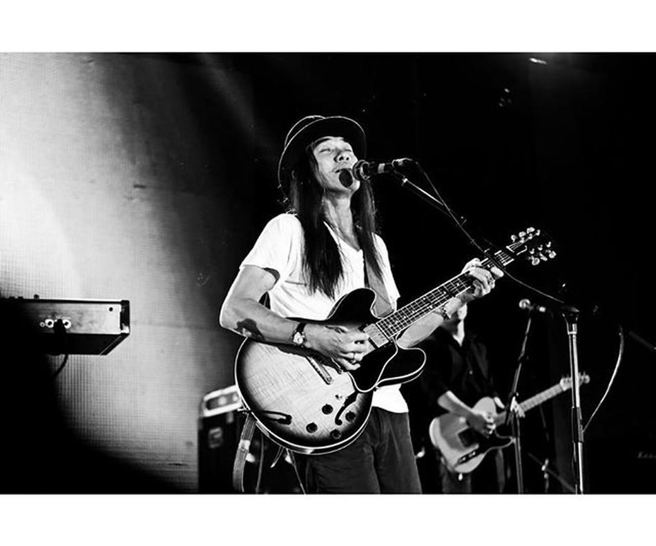 Concert Suae Rong Hai. ByLeo Greasycafe Plek Concert Canon700D Music Guitar Beach ArmWatcharapong