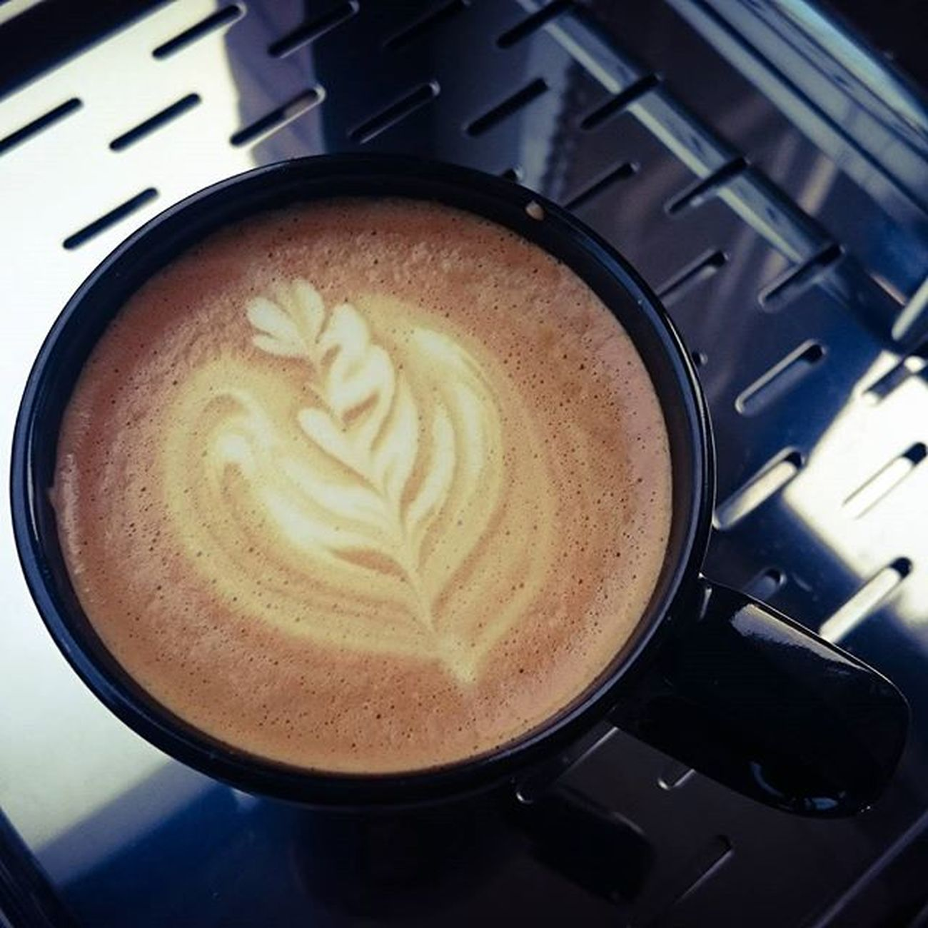 My coffee zen. Wholelottelove Coffeegeek Cuppuccino Bluebottlecoffee