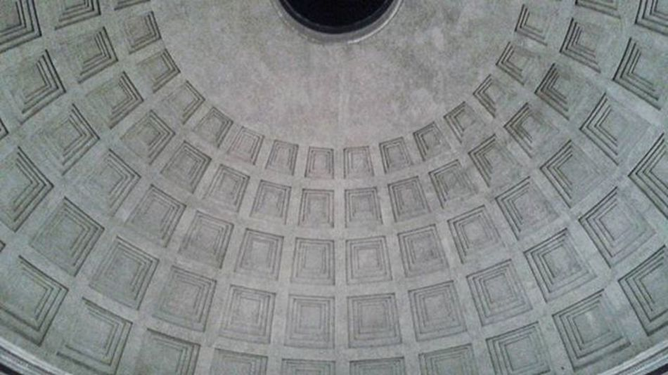 Pantheon Roma Agrippa Rome Adriano Hadrian Architecture Architettura Cupola Dome