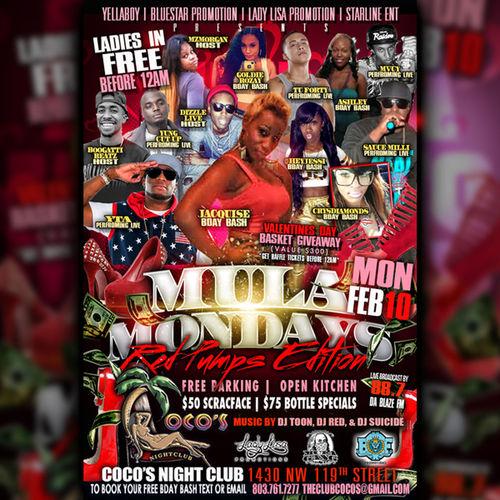 Mula Mondays W/ Dizzle Live