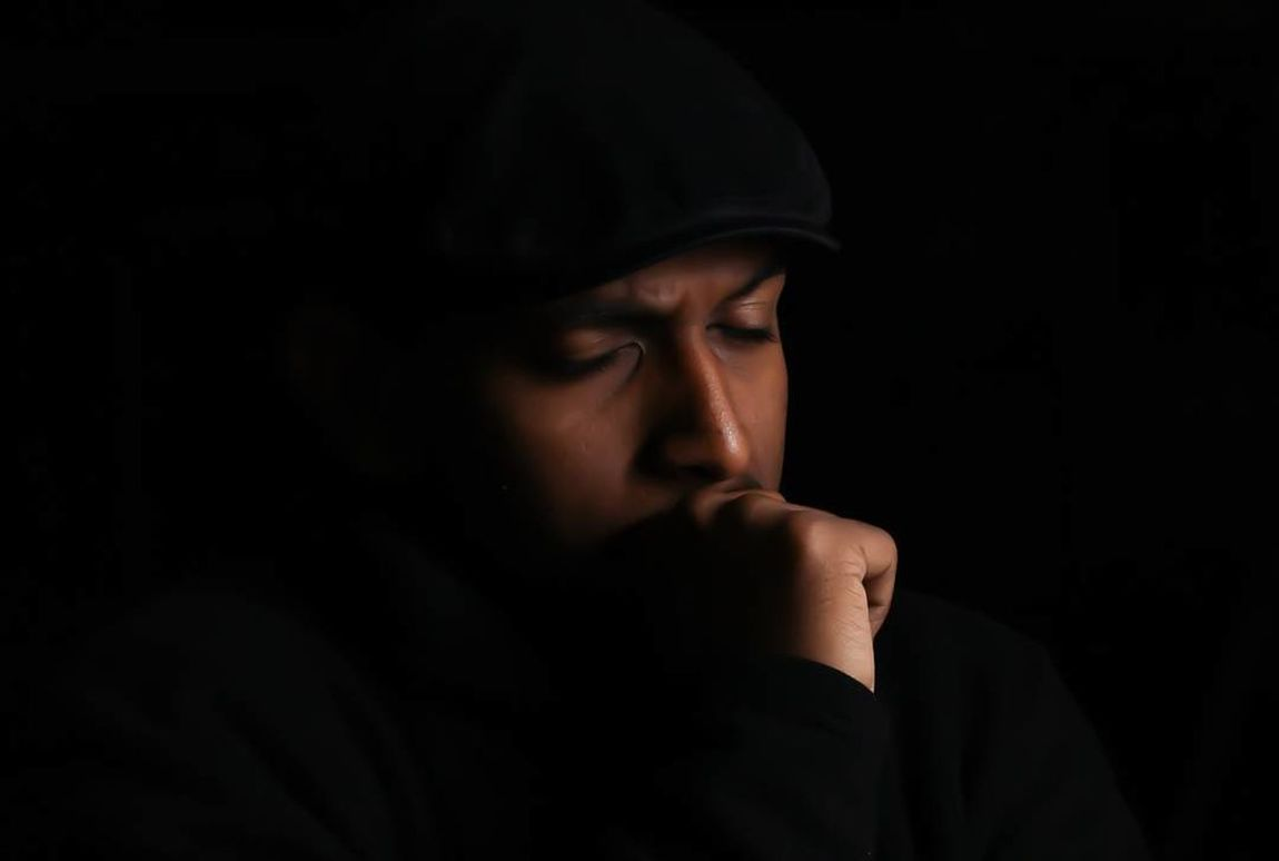 Men People Evil Dark Shadow Suspicion Mystery Adults Only Only Men Adult Gangster Negative Emotion Focus On Shadow Spooky Sulking Headshot One Person One Man Only Hood - Clothing Portrait