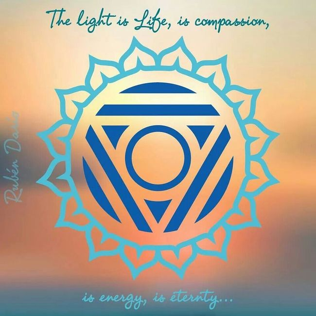 The light is life... is compassion... is energy.... is eternity...