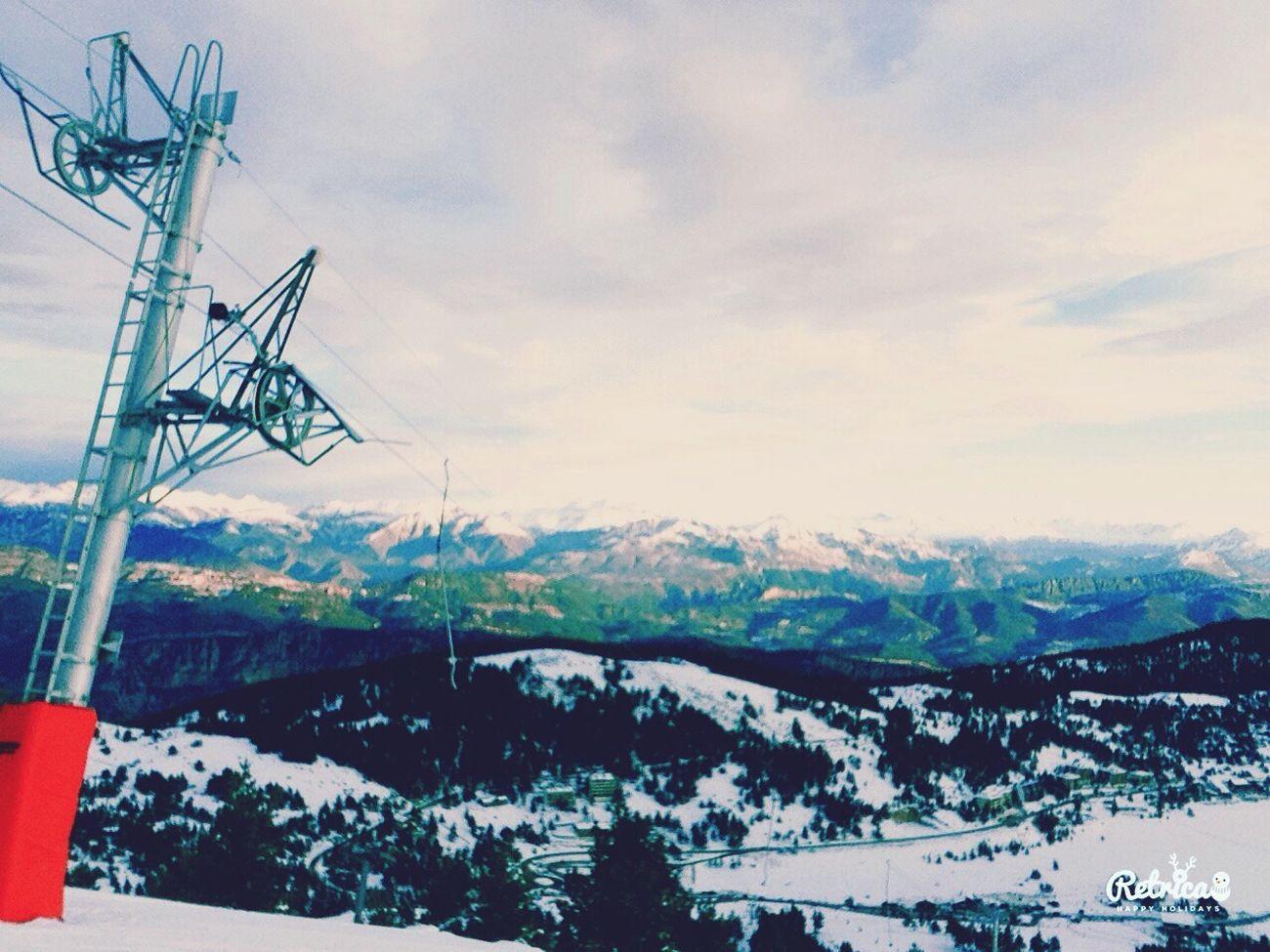 Skiing Ski Love Snow ❄ Mountains