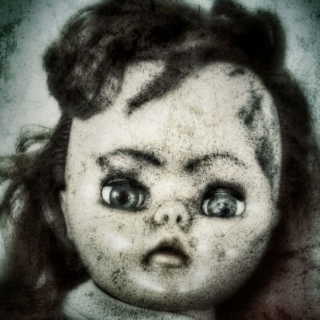 Whatever Happened To Baby Jane? Scary Dolls Dolls Old Toys EyeEm Best Edits