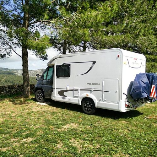 Camping WomoStellplatz NecropolidiPantalica