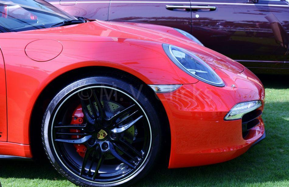 Hotness <3<3<3 !! Follow @MV_Clicks !! Porsche Porsche 911 Porsche 911 4s Showcase: January Eyemphotography EyeEm Red Red Porsche