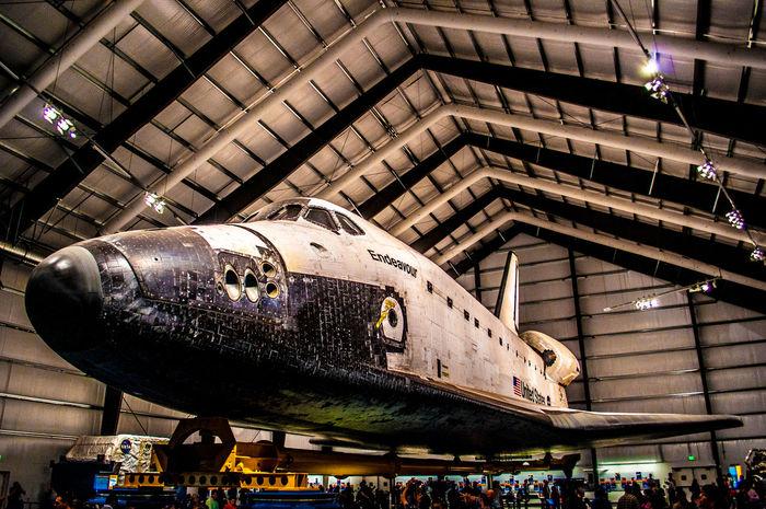 California Science Center Endeavour HDR NASA Science Shuttle Space Space Shuttle