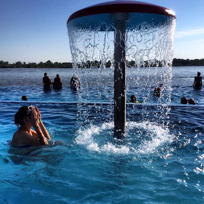 Me Swimming Pool Holidays Summer