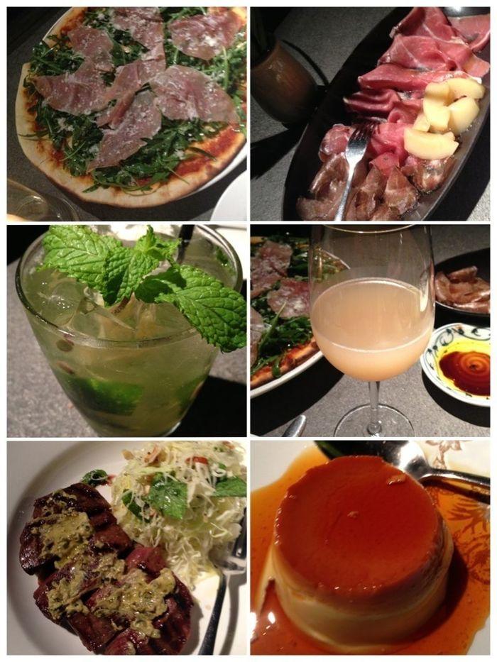 夕方イタリア料理を食べに行ってきたよ♪夏になるとイタリア料理を沢山食べたなるんだょね…先週も友達とイタリア料理に行ったの♪♪美味しいイタリア料理屋さんもっと探さなきゃ♪♪今日も暑い Italianfood けど、一日頑張りましょ~ね♪♪