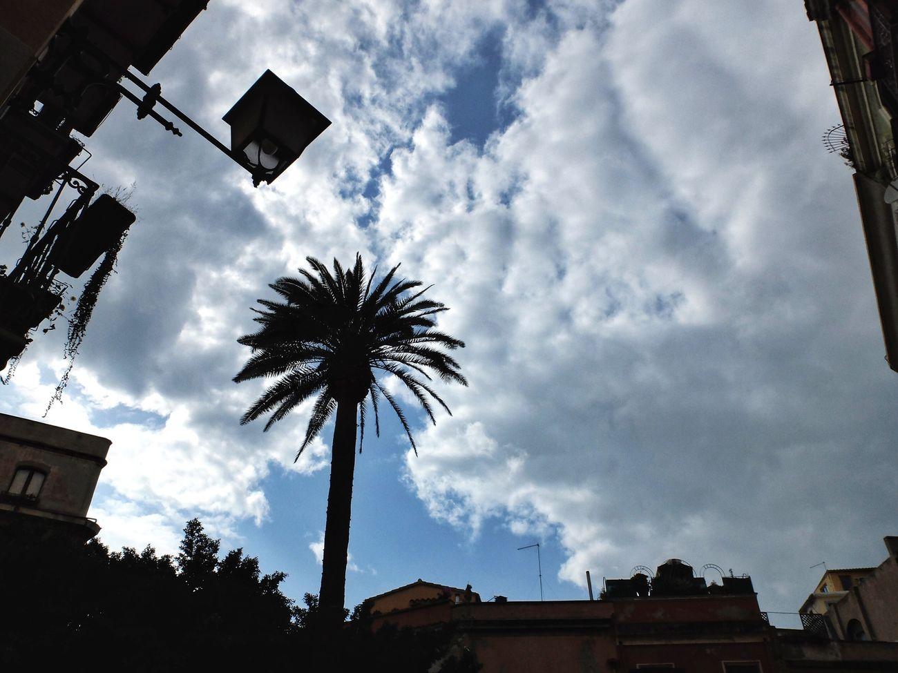 Cagliari Urban City Cagliari Sky Clouds And Sky