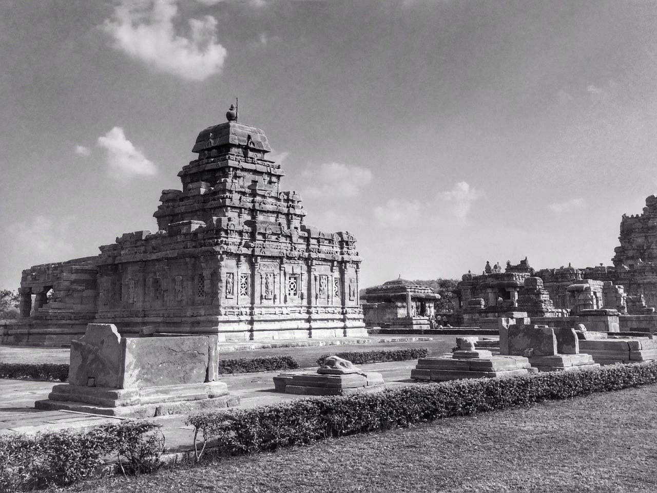 Historically Bagalkot Temple Architecture Oldest