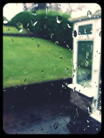 Enough Rain!!