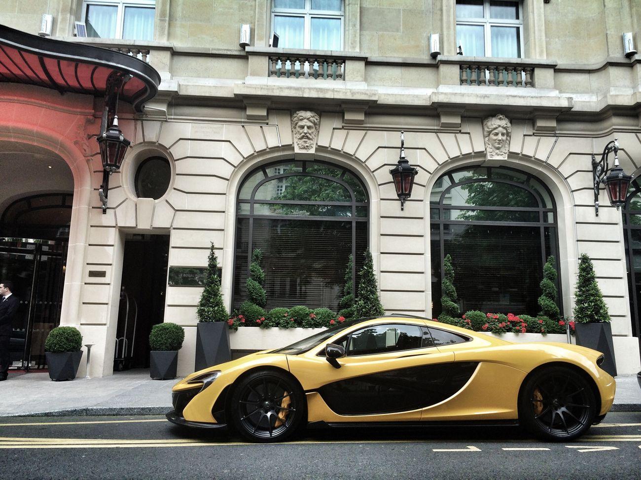 The McLaren P1 Supercar Beast McLaren England
