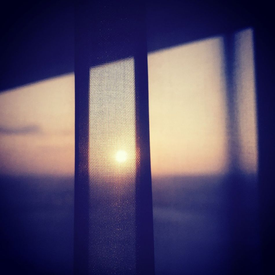 Sunrise Sunrisedubai Sunrisethroughmywindow Dubai Pattern Pieces DubaiMediaCity Tecom Goodmorning :) Waking Up Curtain