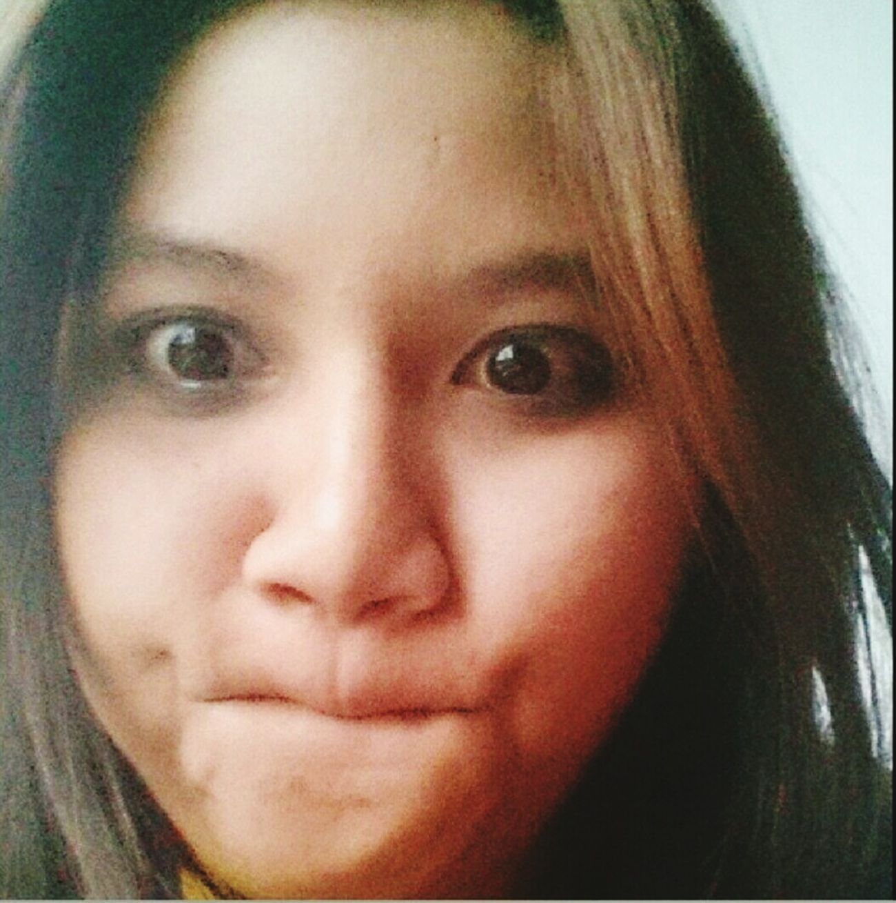 Weirdselfie Self Potrait Weirdfaces