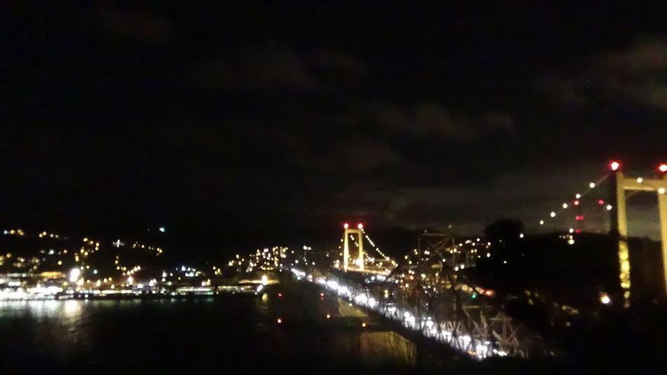 Northern California Bay Living Bay Area Bridge Over Water Bridge And Lights Bridge Lights At Night Carquinezstraights Carqunize Bridge Bridges