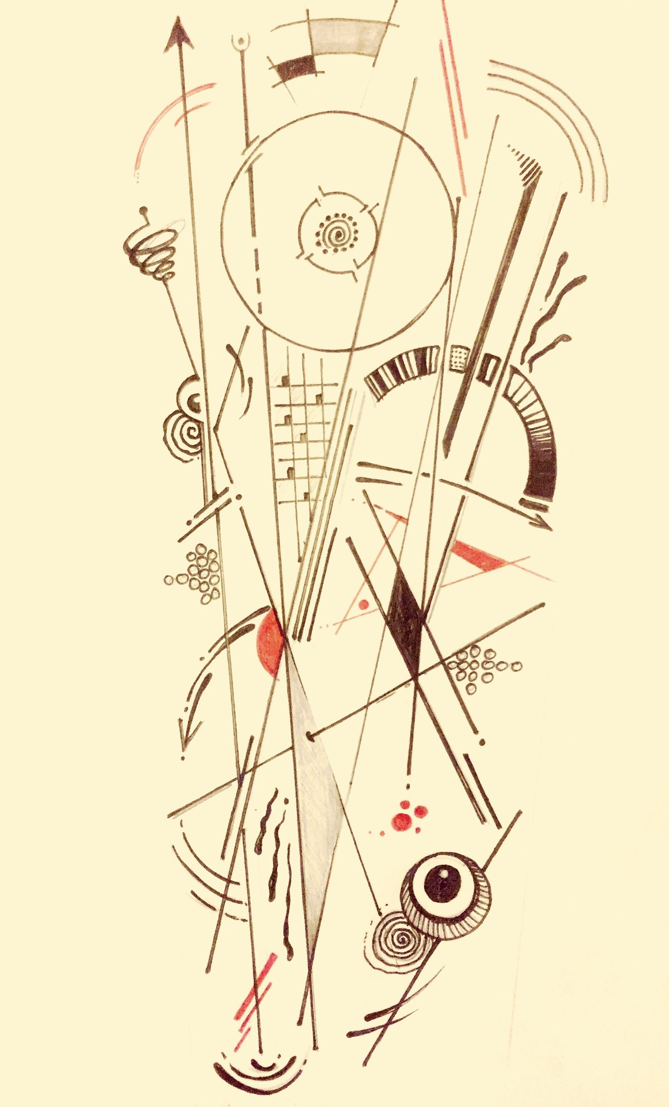 Tieumdekotattoo Tieumdeko Tattooartist  Tattoo ❤ Art, Drawing, Creativity Tattoos Tatto Amazing Design Tattoo Ink Oldschool Classic Drawing Draw Dessin Kandinsky