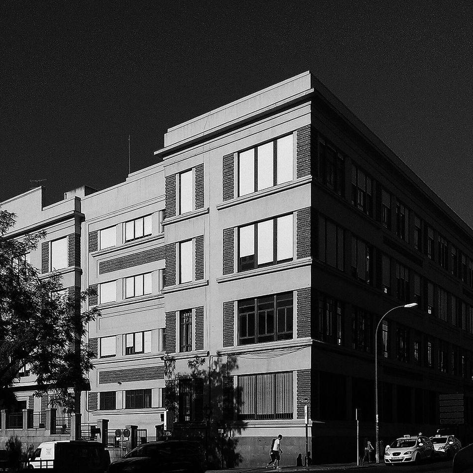 Movida Madrileña Cultura Barrio De Prosperidad Black & White