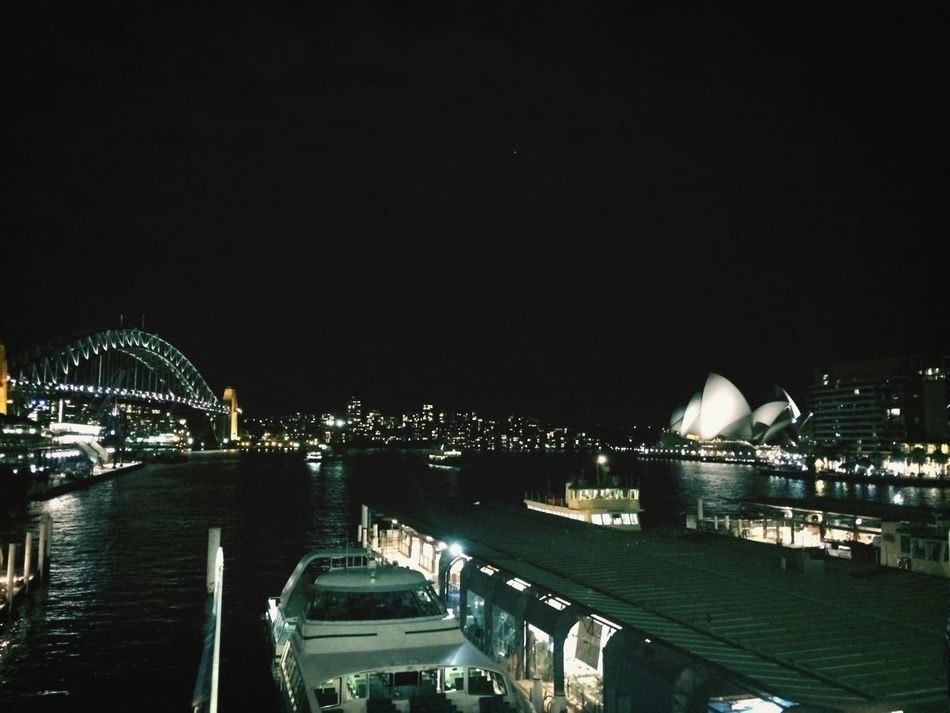 Opra House Circular Quay Trip