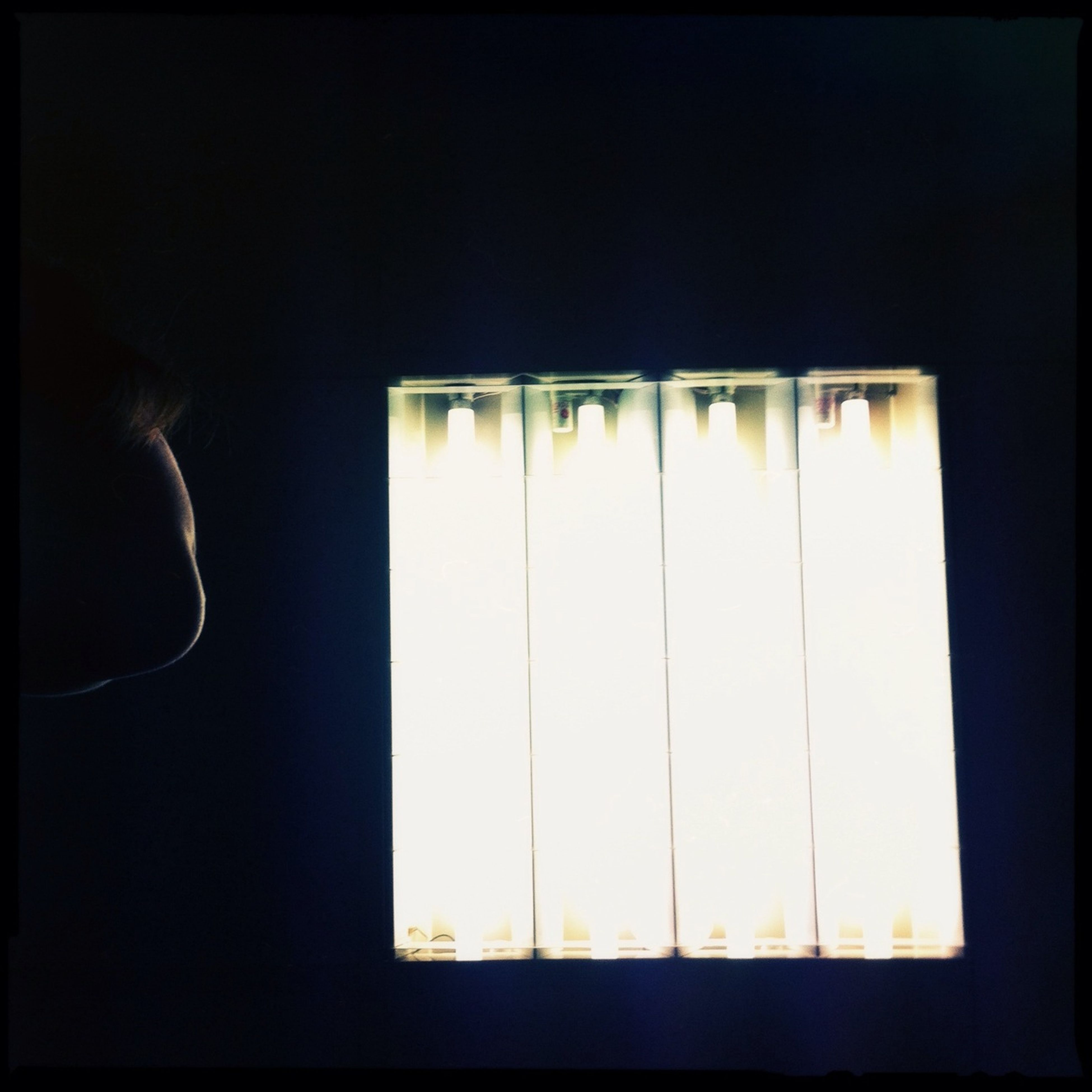 indoors, curtain, window, copy space, transfer print, dark, home interior, auto post production filter, wall, wall - building feature, closed, part of, domestic room, room, silhouette, open, door