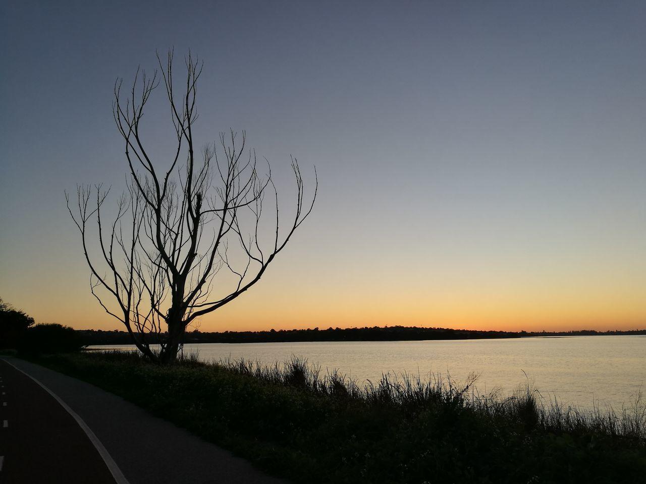 Sunset walk Perthwa Swanriver Sundaynight Nature