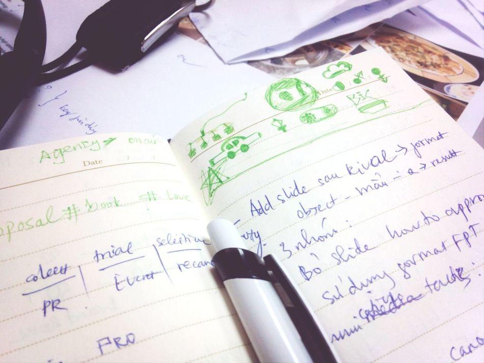 Sổ sổ vẽ vẽ Notebook
