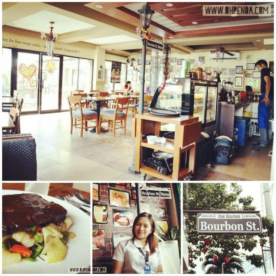 Brand new review on the blog ? ohpenda.com ? tell me what you think ? CDO BourbonStBistro Food Cdofood cdobloggers