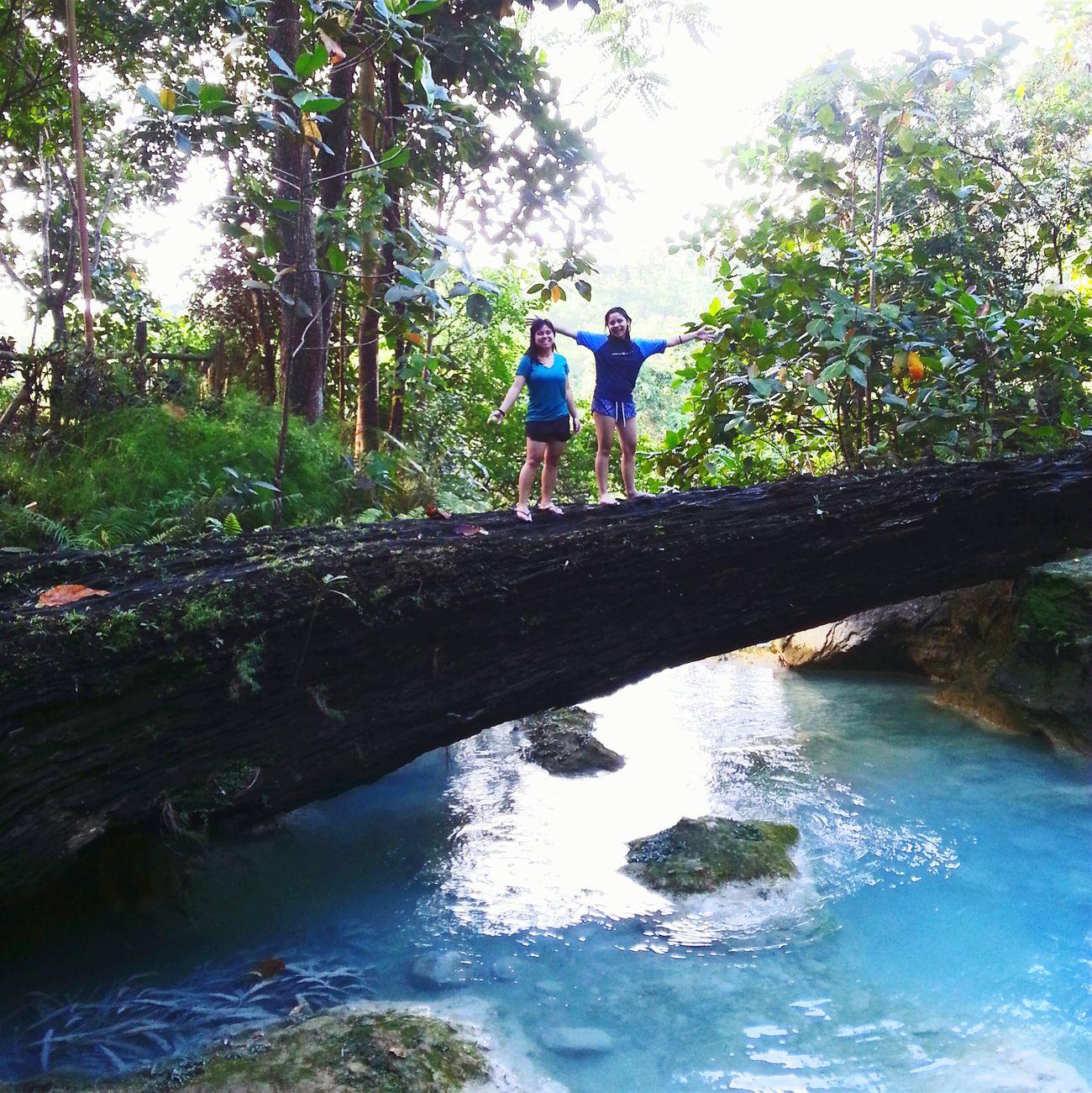 Kabankalan Philippines Water Falls Paradise Water Travel Traveling
