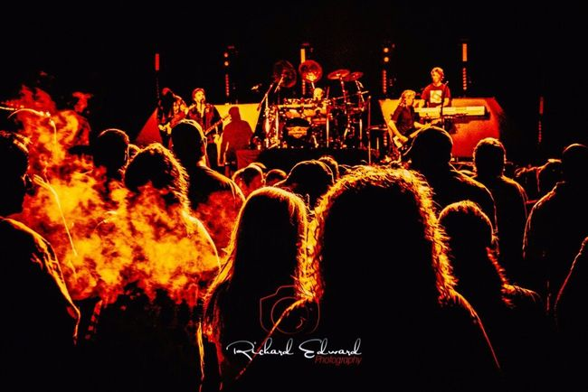 Combustible Concert Photography Concert