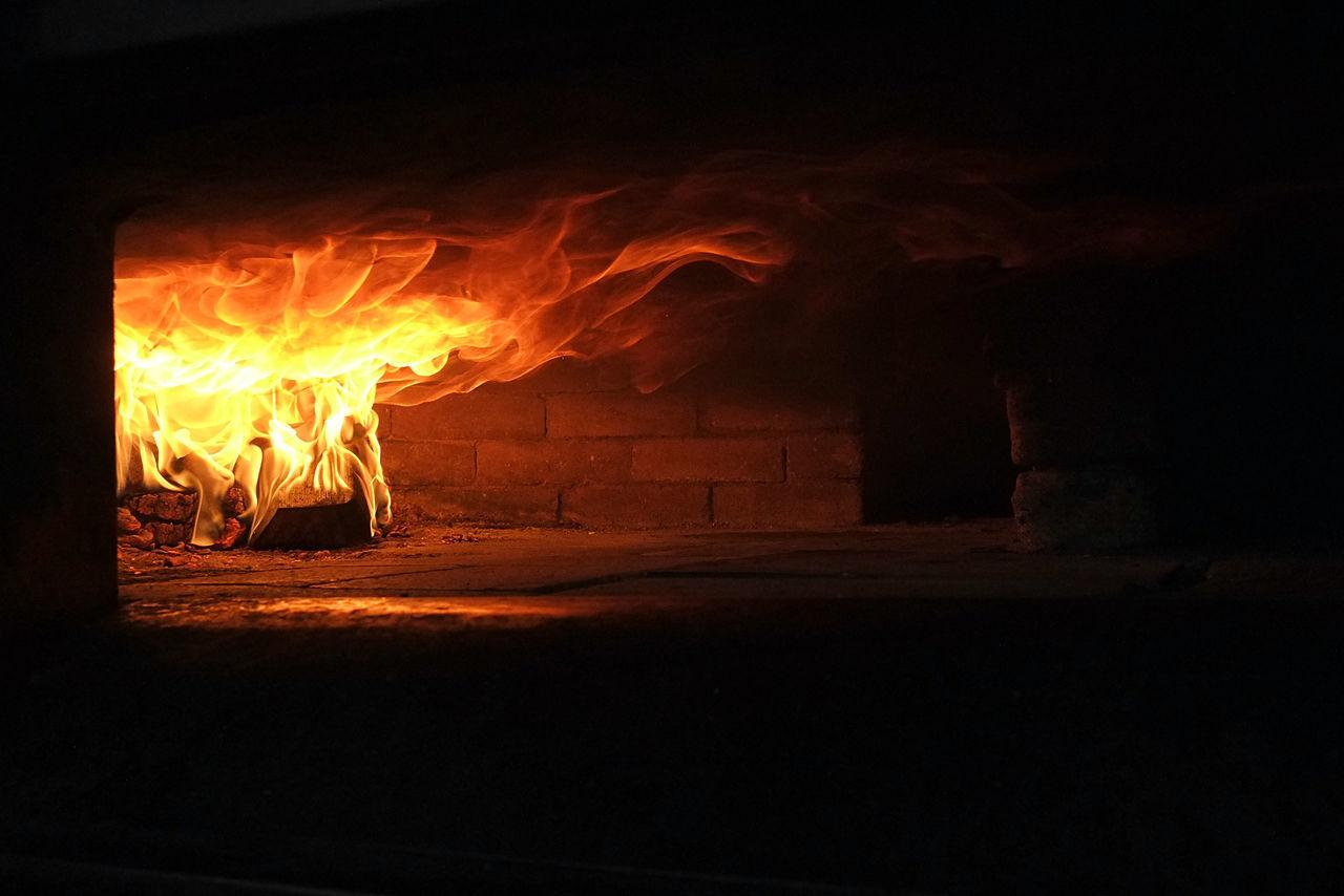 Beautiful stock photos of fireplace, Burning, Dark, Fire, Flame