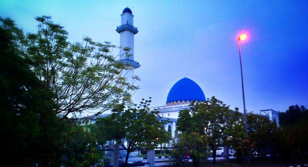 Masjid Uniten Bangi..